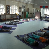 Columbia Road Primary School, Kids Yoga
